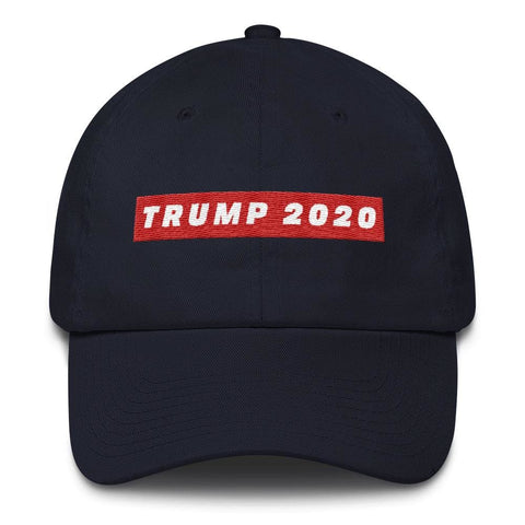 Image of TRUMP 2020 *MADE IN THE USA* Hat - Navy