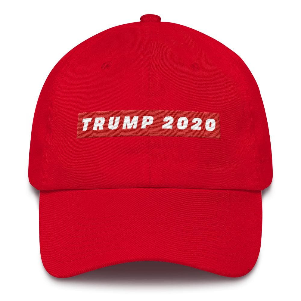 TRUMP 2020 *MADE IN THE USA* Hat - Red