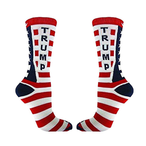 Trump Socks - Trump Socks / US Flag / M