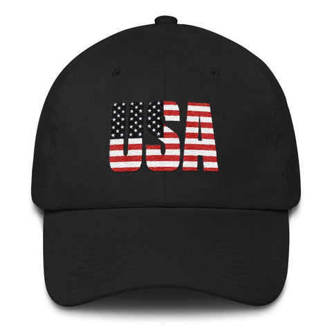 USA *MADE IN THE USA* Hat - Carolina Blue