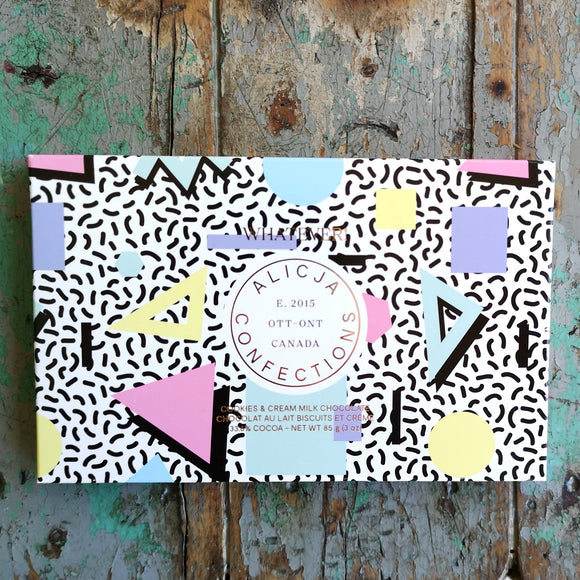 Alicja Confections Whatever Chocolate Bar