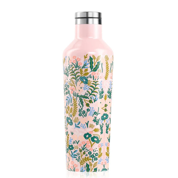 Corkcicle Canteen Bouteille Isolée Gloss Pink Tapestry