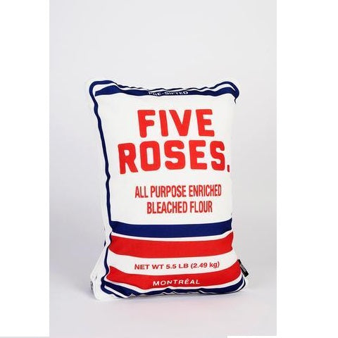 Coussin Five Roses