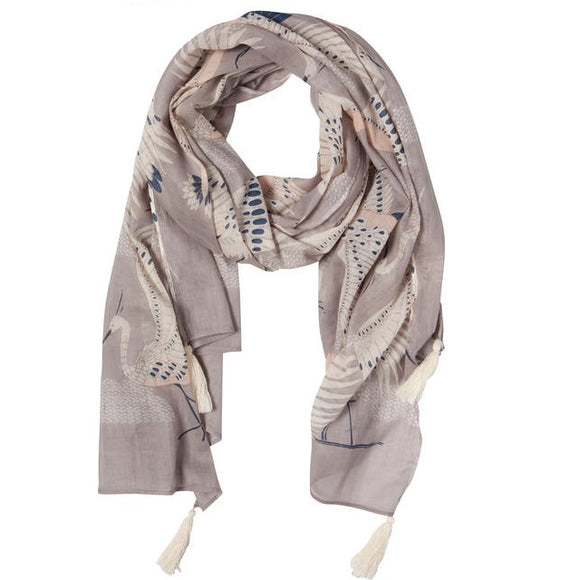 Danica Foulard Flight of Fancy