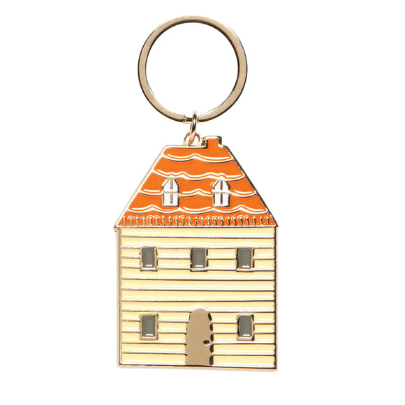 Porte-Clefs Maison - Collection Will & Dale