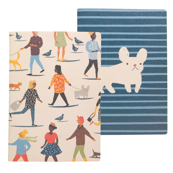 Danica Studio Carnets Notes People Person Devant