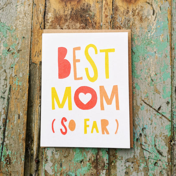Darvee Carte Best Mom