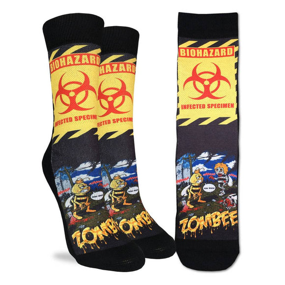 Good Luck Sock Bas Pour Femme Zombee