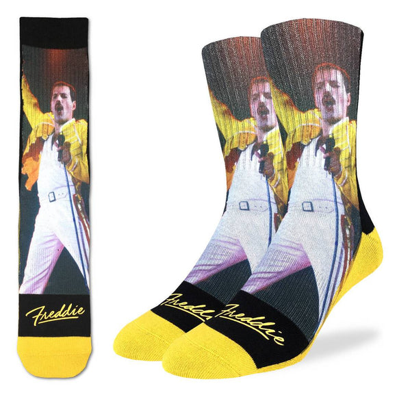 Good Luck Sock Bas Pour Homme Freddie At Wembley