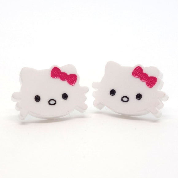LiliPop - Boucles D'Oreilles - Hello Kitty 0485