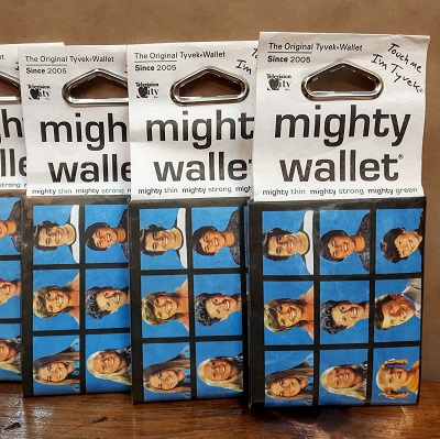 Mighty Wallet Porte-Feuilles Wallet Brady Bunch