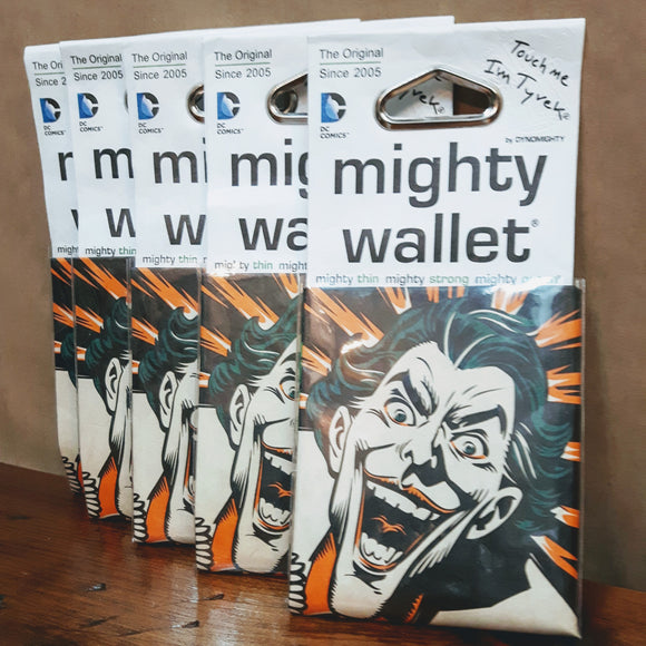 Mighty Wallet Porte-Feuilles Wallet Joker