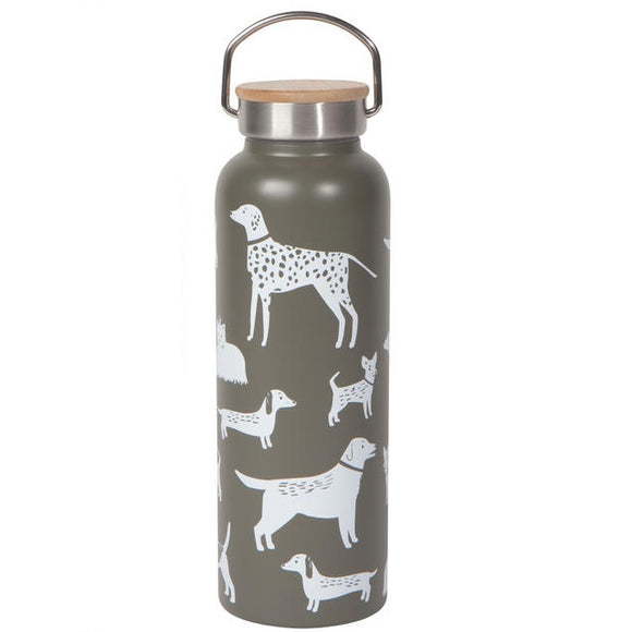 Now Design Bouteille Réutilisable Dog Days Chiens 5122009