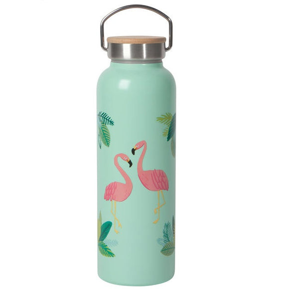 Now Design Bouteille Réutilisable Flamingos 5122011