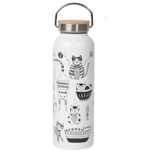 Now Design Bouteille Réutilisable Purr Party 5122006