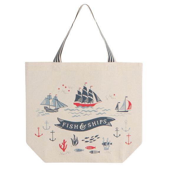 Fourre-Tout - Collection ''Fish & Ships'' - Now Design