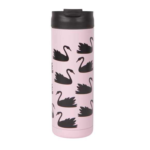 Now Design Tasse de Voyage Isolée Swan Lake