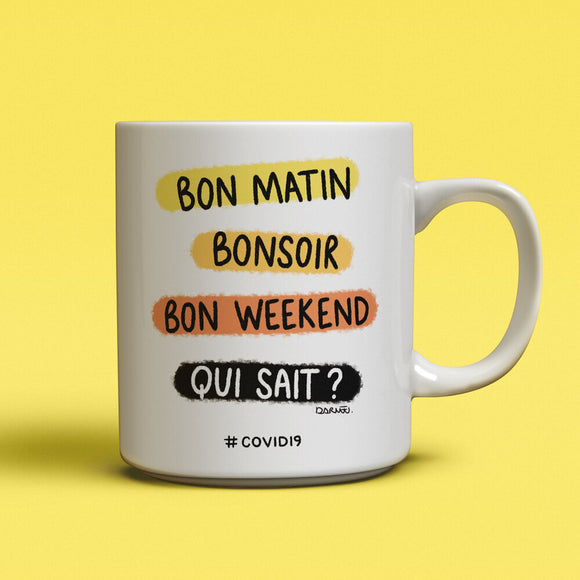 Oui Manon Bon Matin Bonsoir Bon Weekend Darvee