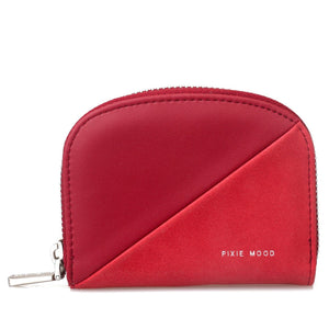 Pixie Mood Ida Card Case Rouge