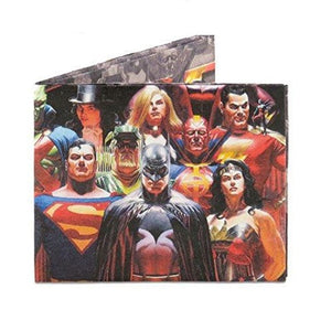 "Portefeuille ""Justice league"" - Mighty Wallet"
