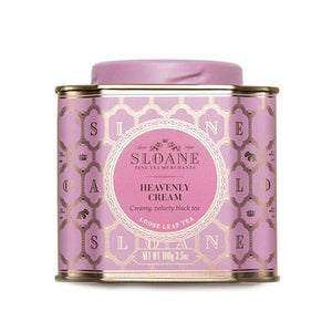 Sloane Heavenly Cream Fond Blanc