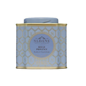 Sloane Thé Rouge Provence Fond Blanc