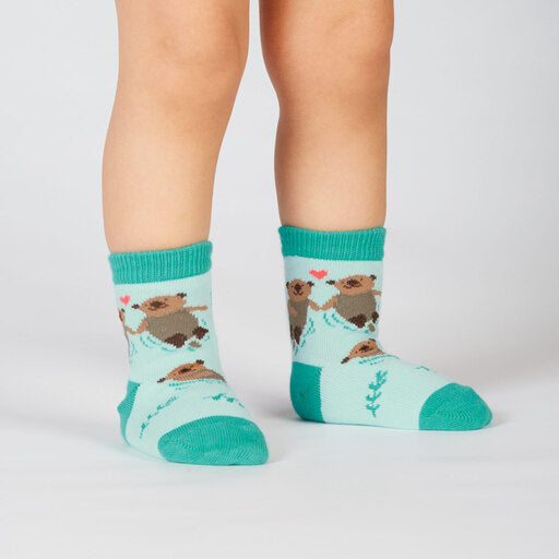 Sock It To Me - Bas Enfants Loutres