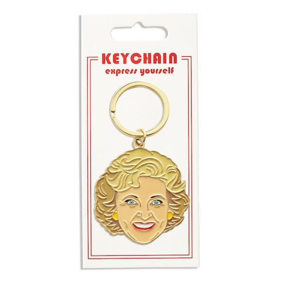 Porte-clefs Betty White