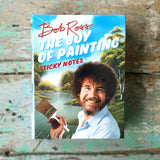 Unemployed Philosopher Bob Ross Sticky Notes Devant