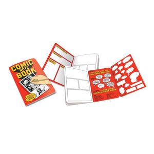 UPG Carnet de Notes Comic Book
