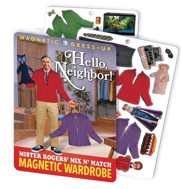 UPG Ensemble D'Aimants Mr. Rogers Hello Neighbor 3