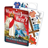 UPG Ensemble D'Aimants What Would Jesus Wear_ 1