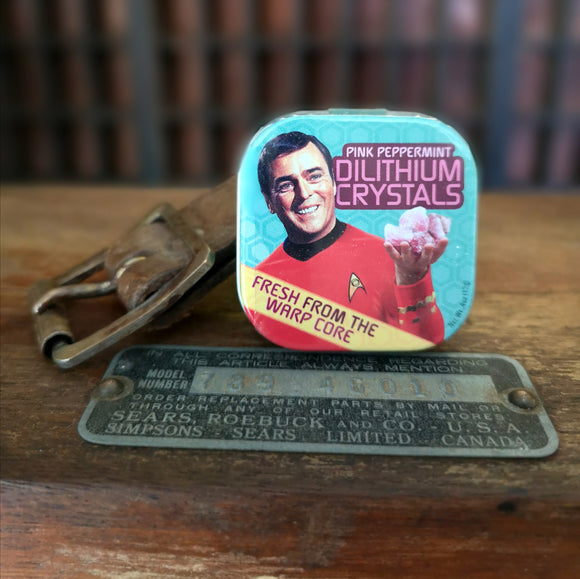 UPG Menthe Dilithium Crystal Mints