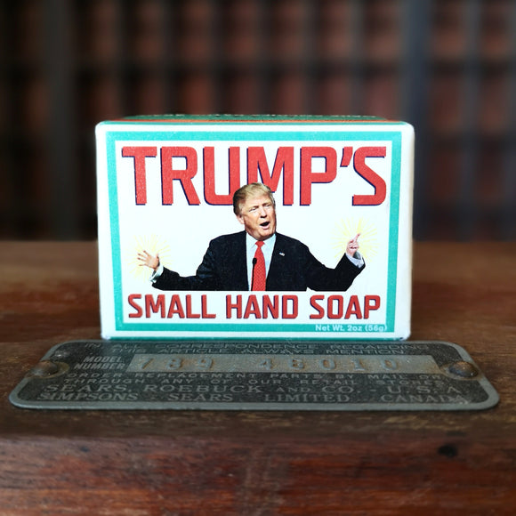 Upg Savon Trump Small Hand Soap