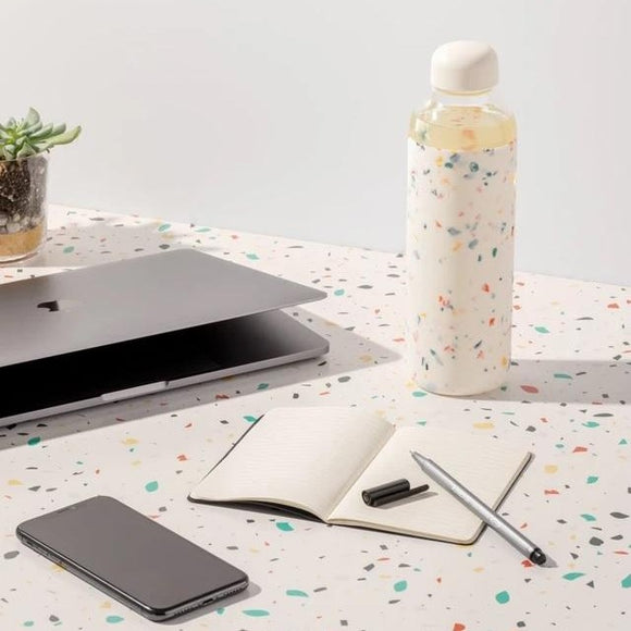 W&P Bouteille Terrazzo Cream Table