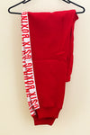 G-Six RVB Trackies - Red