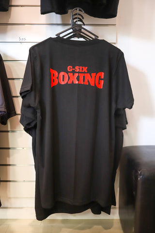 G-Six Boxing Shirt - Red