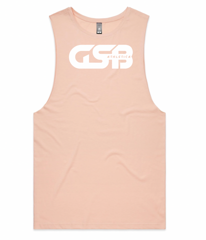 GSB Athletica Basic Tank (Pale Pink)