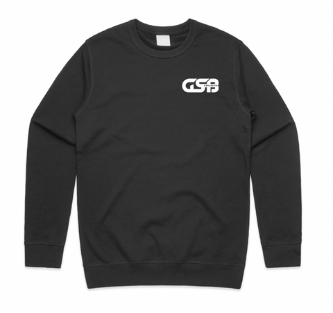GSB Athletica Crewneck Black