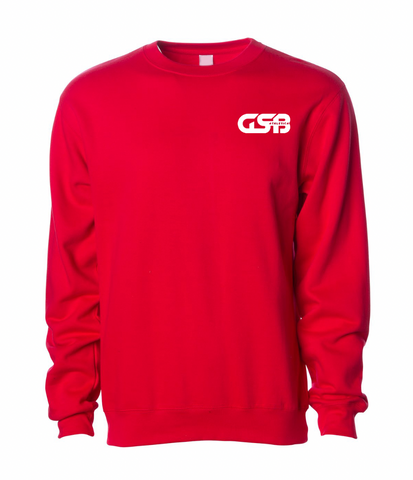 GSB Athletica Crewneck Red