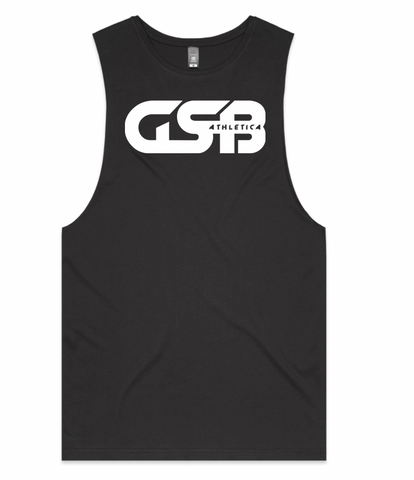 GSB Athletica Basic Tank (Coal)