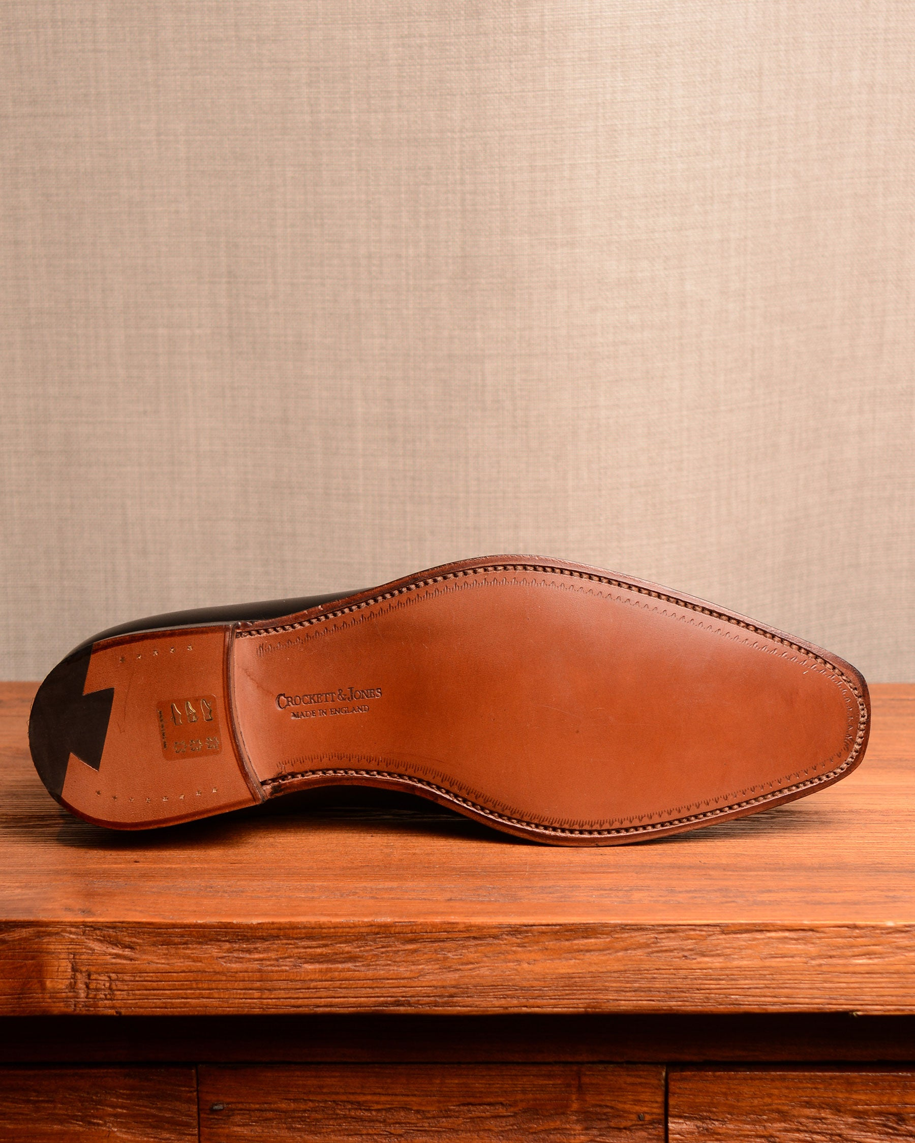 Crockett & Jones Edgware - Dark Brown
