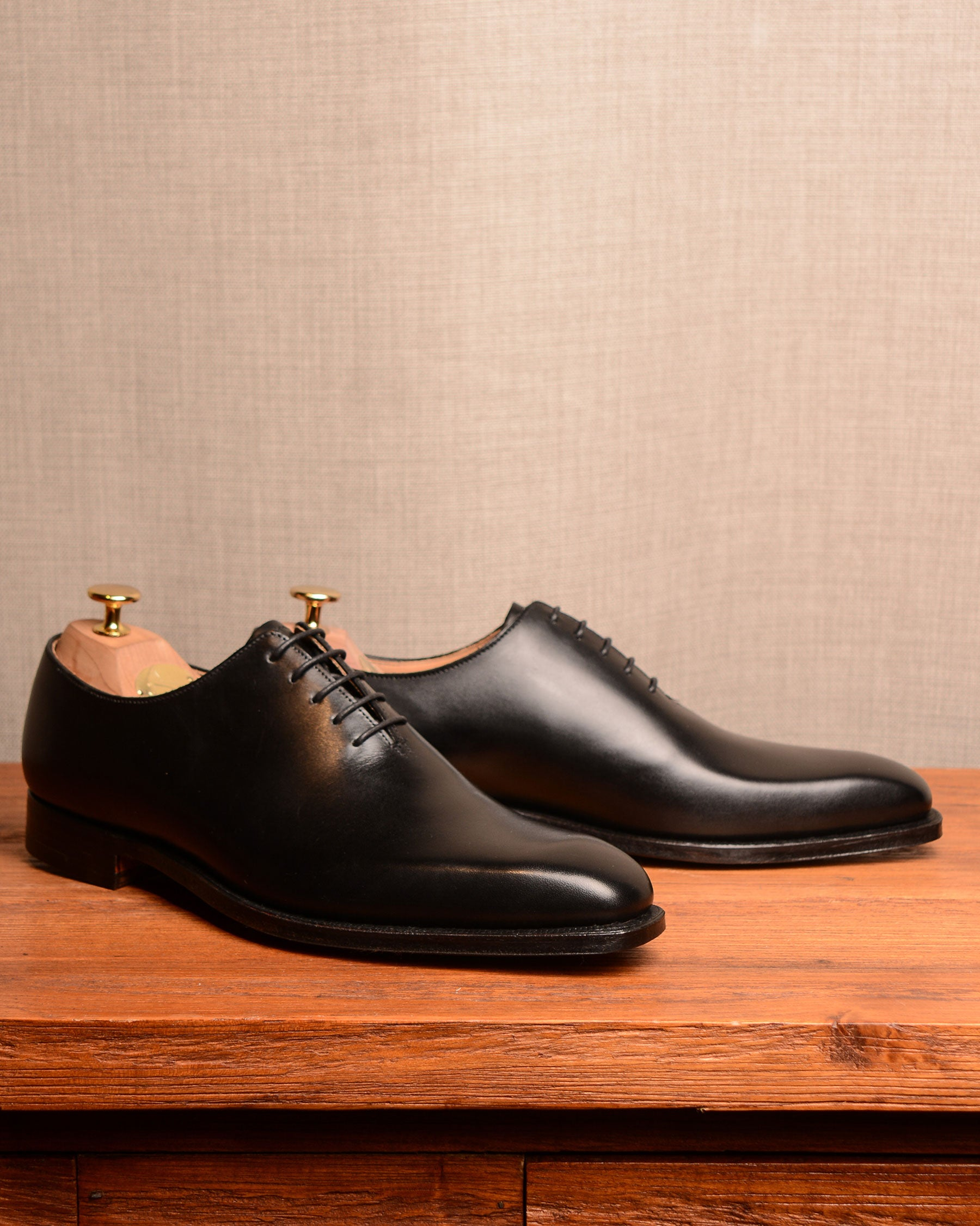 Crockett & Jones Alex - Black