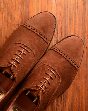 Crockett & Jones Arden - Polo Suede