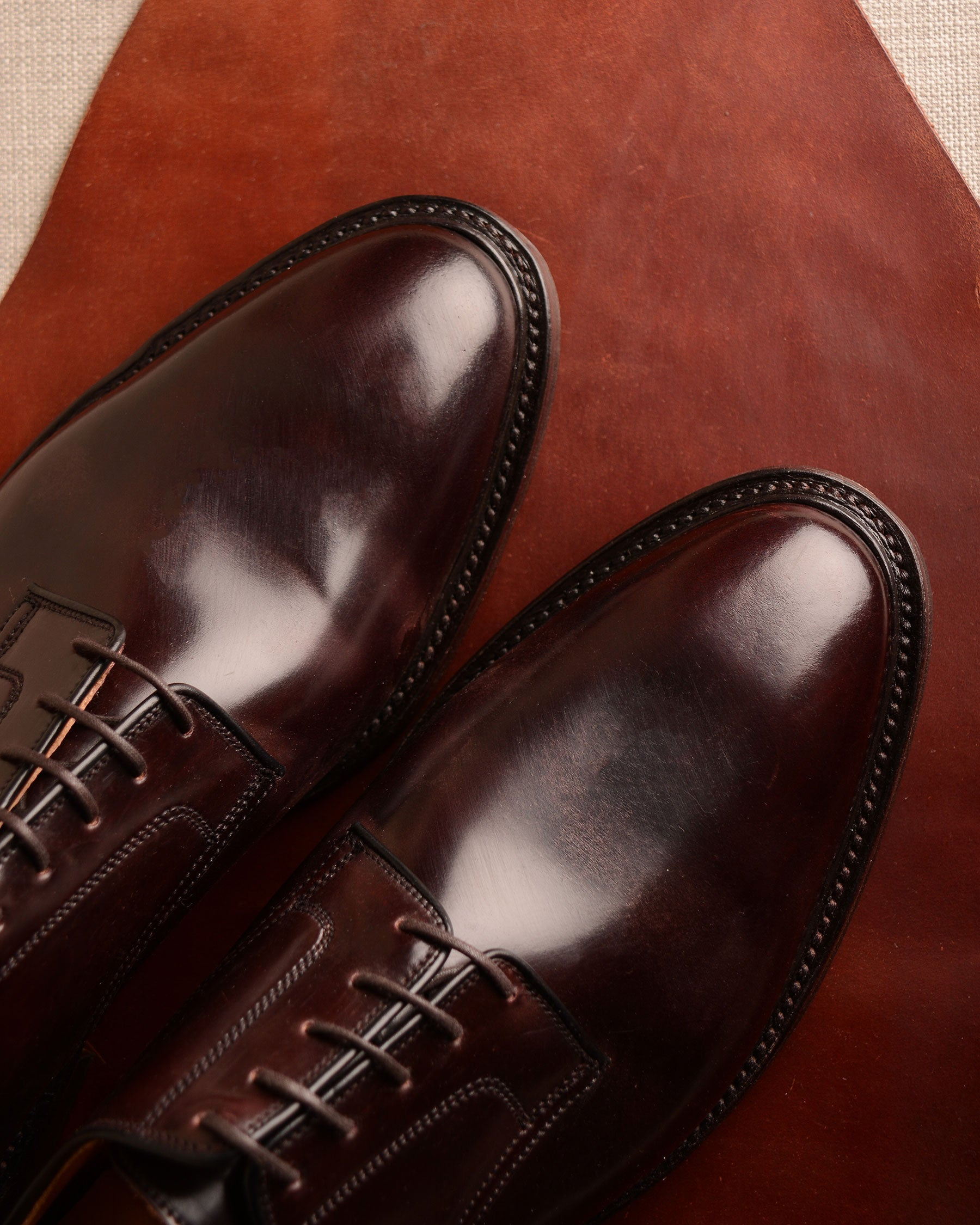 Crockett & Jones Ashdown - Col. 8 Cordovan