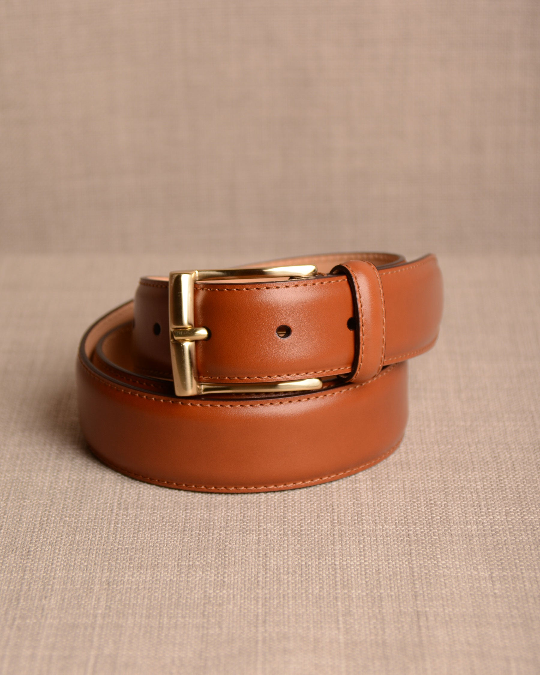 Crockett & Jones - Belt Tan Calf