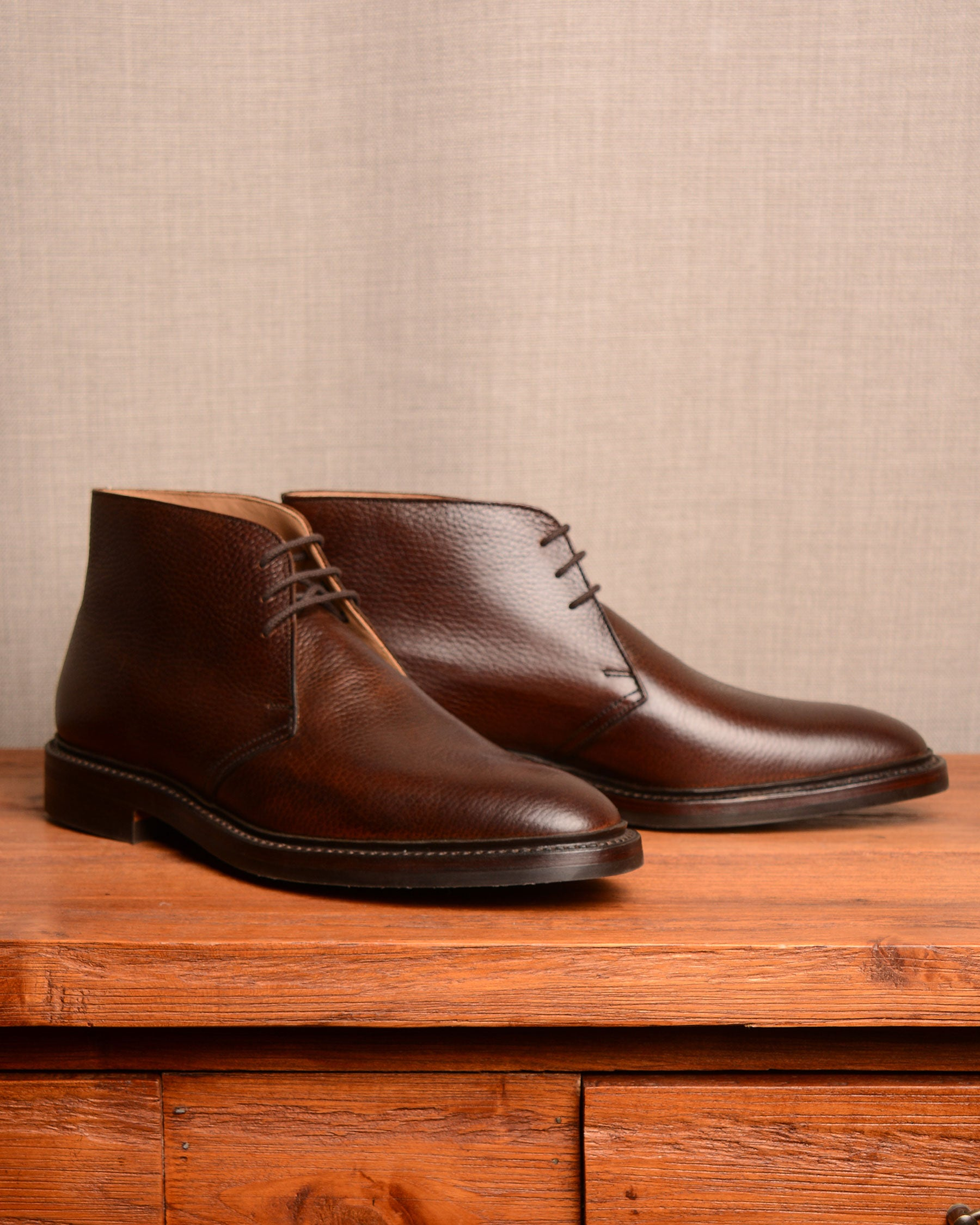 Crockett & Jones Brecon - Dark Brown Country Calf