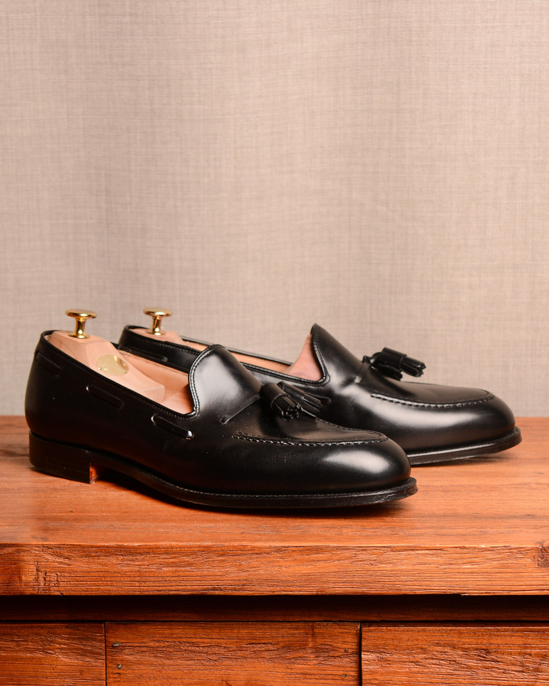 Crockett & Jones Cavendish - Black