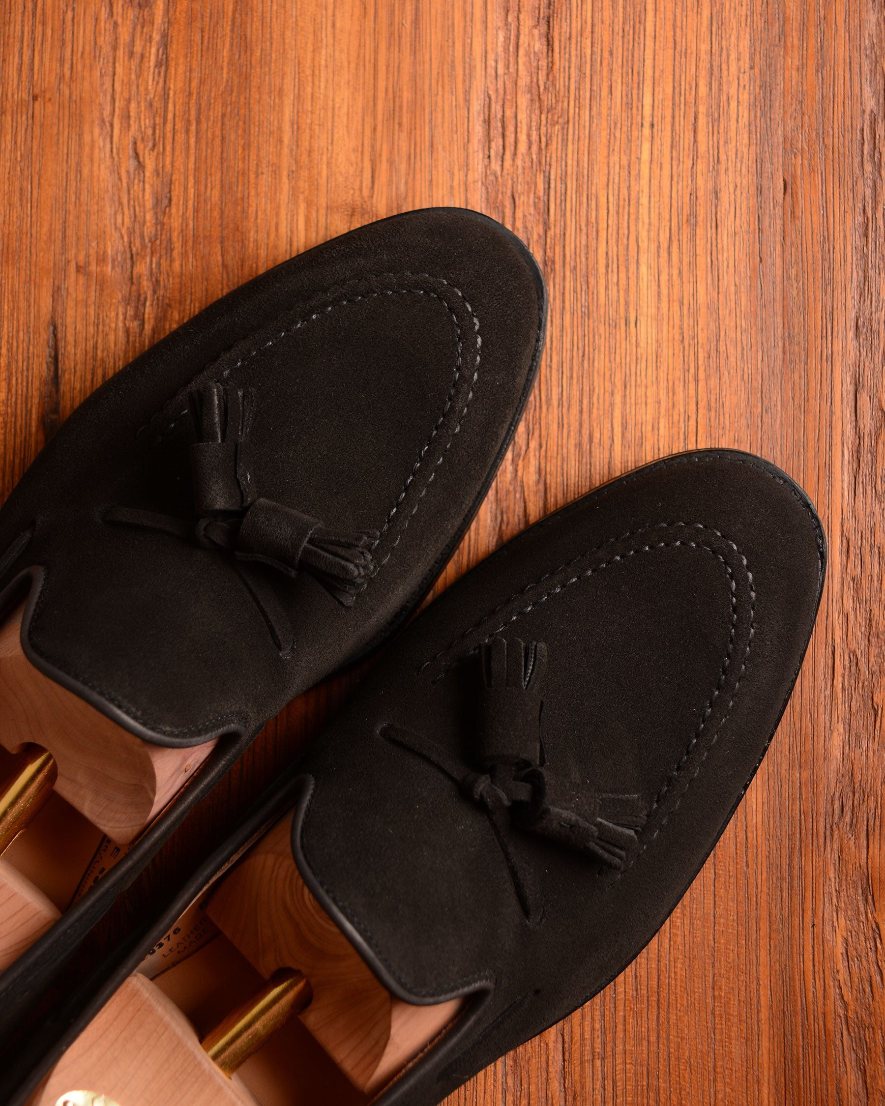 Crockett & Jones Cavendish - Black Suede
