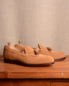 Crockett & Jones Cavendish - Fawn Suede
